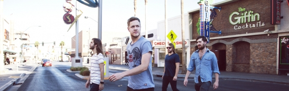 Contest: Win tickets to Imagine Dragons