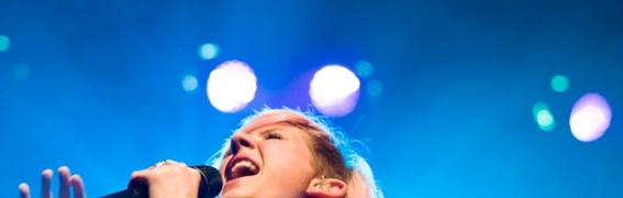 Ellie Goulding @ Sound Academy – October 14, 2012
