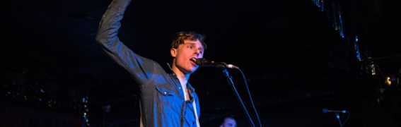 Joel Plaskett @ Horseshoe – December 13, 2012