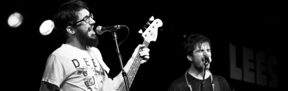 Titus Andronicus @ Lee's – November 27, 2012