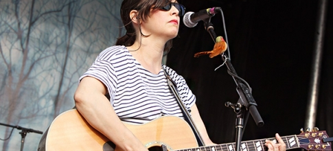 TURF Day 1: She & Him, Joel Plaskett, Camera Obscura, and The Barr Brothers @ Fort York — July 4, 2013